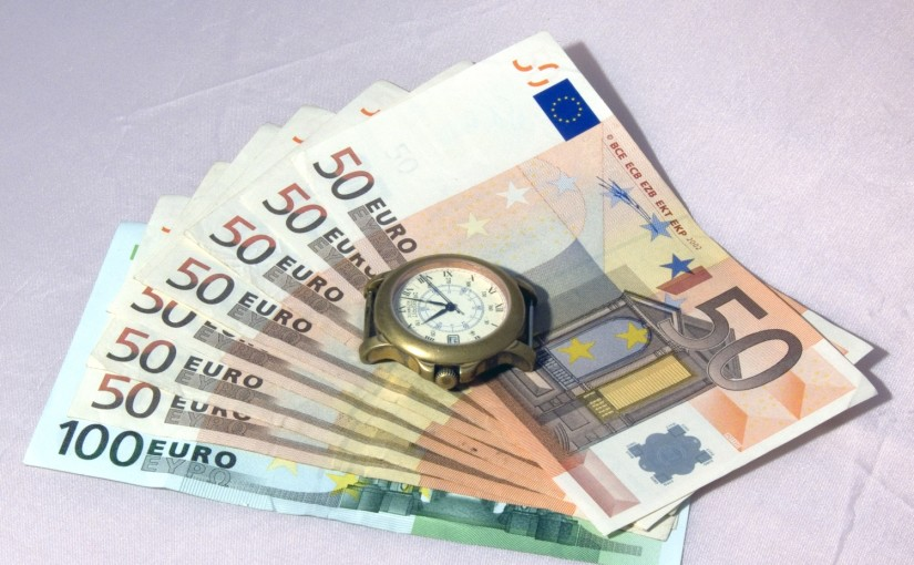 Time is cash